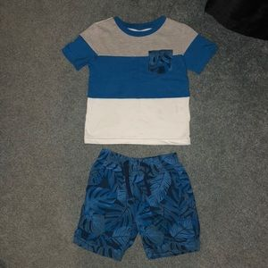 Boys 3T matching set
